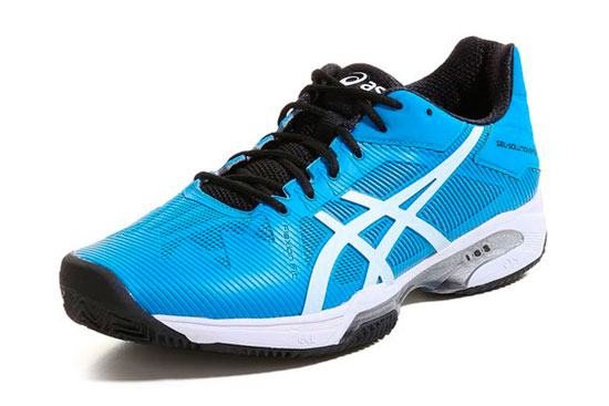 asics gel solution speed 3 clay padel