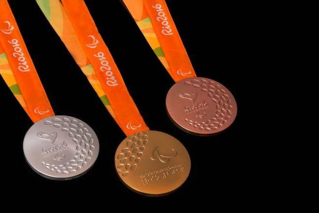 Medallero Paralímpico Español Río 2016