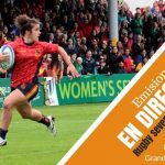 Rugby Women Sevens Grand Prix Series 2016. Ronda Final Malemort. DIFERIDOS COMPLETOS
