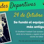 24 de Octubre: Se funda el equipo de fútbol más antiguo del mundo