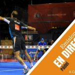 World Padel Tour Abanca Ciudad de A Coruña Open. DIFERIDOS COMPLETOS