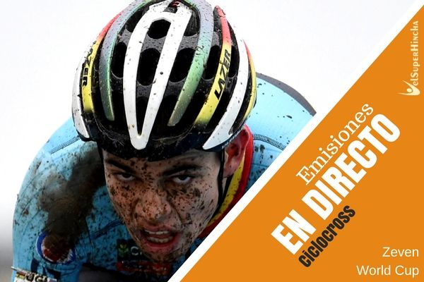 Ciclocross En Directo. World Cup Zeven, Alemania