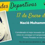 17 de Enero: Nace Muhammad Ali