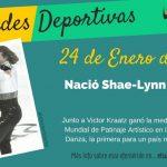 24 de Enero: Nació Shae-Lynn Bourne
