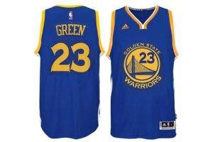 Comprar Camiseta Golden State Warriors Azul Draymond Green