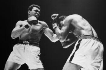 Muhammad Ali fue desposeido de todos sus título en 1967