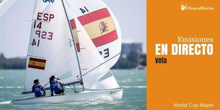 Vela En Directo. Medal Races World Cup 2017
