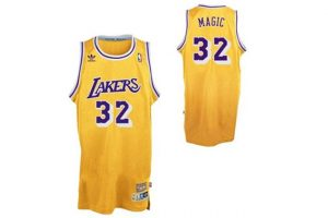 Comprar Camiseta Magic Johnson. Los Angeles Lakers