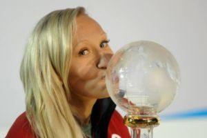 El ganador de la World Cup se lleva el Globo de Cristal (Crystal Globe)