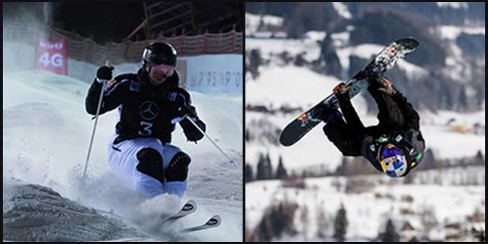 Esquí Freestyle / Snowboard Freestyle