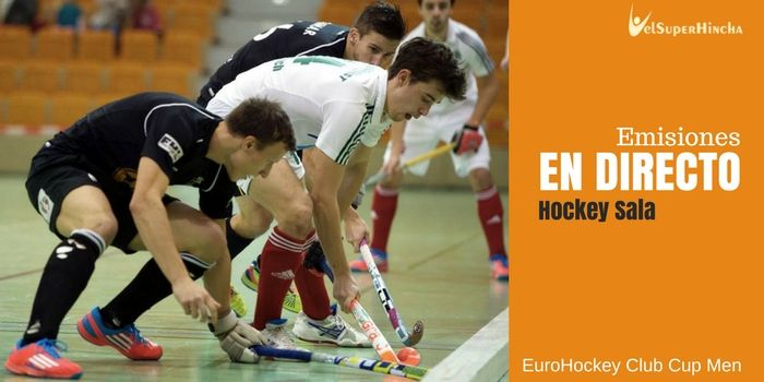 EuroHockey Indoor Club Cup Men Viena 2017 En Directo