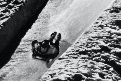 La pista de St. Moritz nació para evitar las competiciones de trineos por las calles