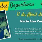 11 de abril: Nació Álex Corretja