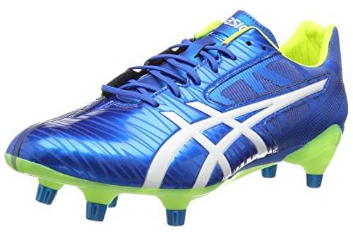 Botas de Rugby Asics Gel-Lethal Speed en Color Azul