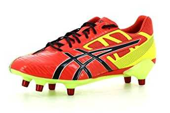 Botas de Rugby Asics Gel-Lethal Speed en Color Naranja