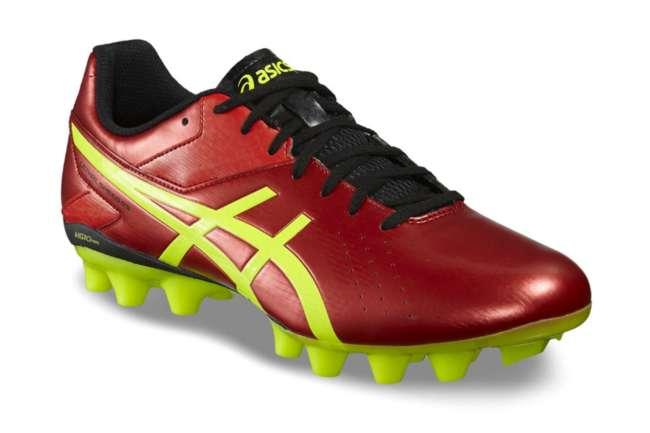 ASICS De Rugby rojo