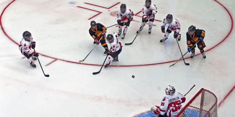 Reglas Básicas del Hockey Hielo