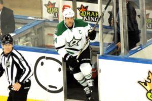 Área de Penalizaciones en Hockey Hielo