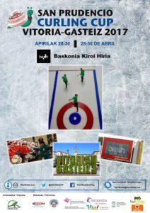 El curling vuelve a Vitoria-Gasteiz con la San Prudencio Curling Cup