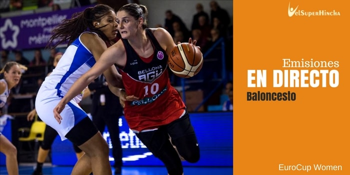 Final EuroCup Women 2017 En Directo