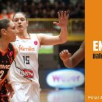 Baloncesto. Final Four EuroLeague Women 2017. DIFERIDOS COMPLETOS