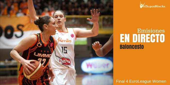 Final Four EuroLeague Women En Directo | Euroliga Femenina de Baloncesto En Directo