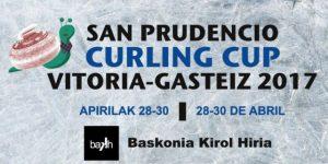 Harrikada CT organiza la San Prudencio Curling Cup 2017