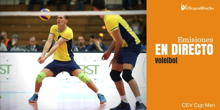Final CEV Cup Men En Directo