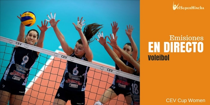 Final CEV Cup Women En Directo