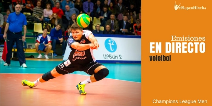 Final Four Champions League de Voleibol En Directo
