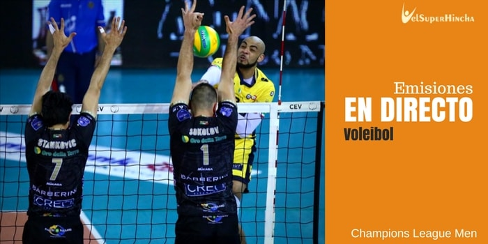 Vuelta Playoffs 6 CEV Champions League Men En Directo