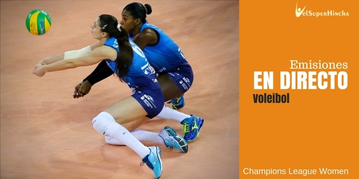 Vuelta de Playoffs 6 CEV Champions League Women En Directo
