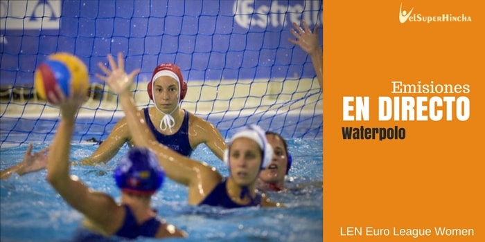 Final Four Waterpolo Euro League Women En Directo