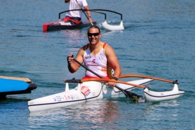 Canoa de Piragüismo Adaptado