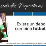 Fútgolf. El deporte que une Fútbol y Golf