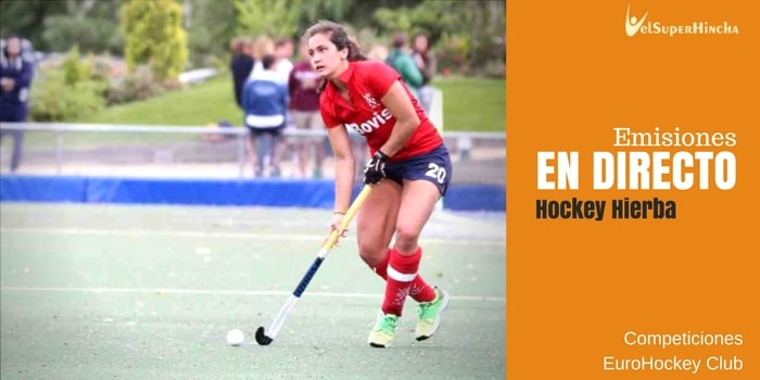 EuroHockey Club Cup y EuroHockey Club Trophy 2017 En Directo