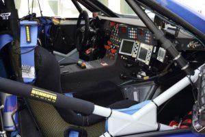 Modificaciones de un coche de rally