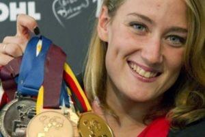 Mireia Belmonte es la mejor nadadora en la historia de España
