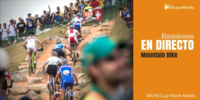 World Cup Nove Mesto de Mountain Bike En Directo | MTB XCO | 2017