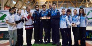 Txuri Berri gana la 1ª edición de la San Prudencio Curling Cup