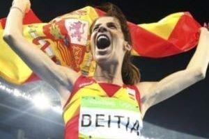 Ruth Beitia es la única atleta española (incluidos hombres) que ha ganado una Diamond League