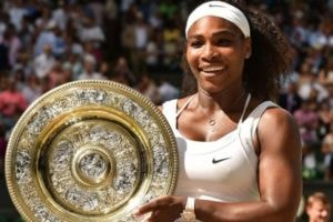 Serena Williams ha ganado 23 Grand Slam