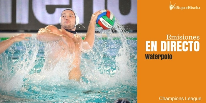 Final 6 Champions League Waterpolo En Directo