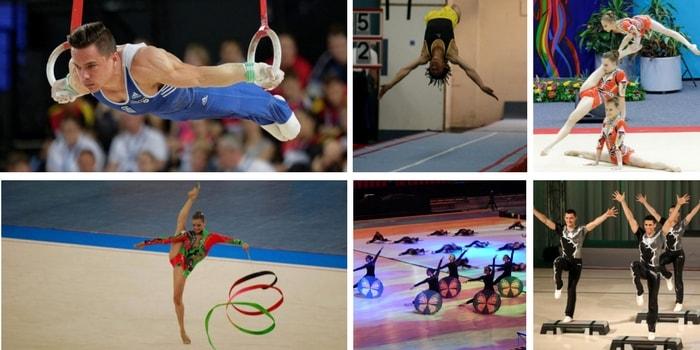 ¿Qué es la gimnasia? ¿Cuál es el origen de la gimnasia? ¿Qué tipos de gimnasia hay?