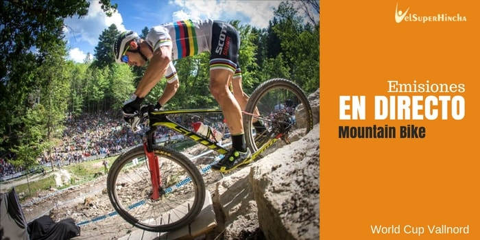 Mountain Bike World Cup Vallnord En Directo