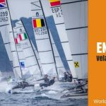 Vela. World Cup Final Santander 2017. Medal Races. DIFERIDOS COMPLETOS