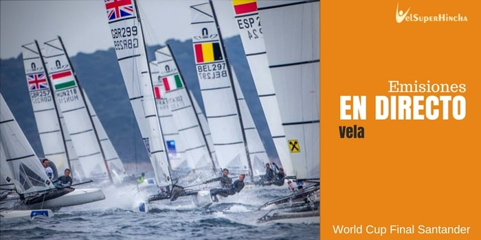 Medal Races World Cup Final Santander En Directo