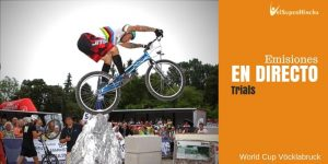 World Cup de Trials Vöcklabruck En Directo