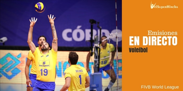 Finales World League de Voleibol 2017 En Directo