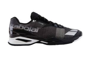 Zapatillas para pádel Babolat Jet All court Negro y Blanco